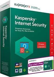 Phần mềm diệt virut Kaspersky Internet security