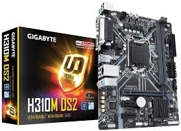 Main Gigabyte H310M - DS2