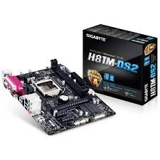 Main Gigabyte H81 - DS2